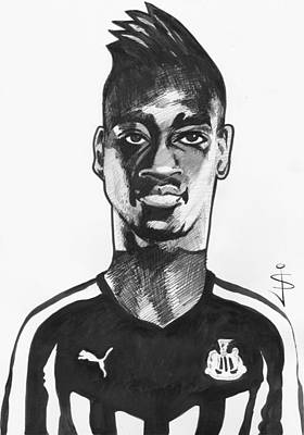 Toon Caricature - Sammy Ameobi - Forward Original