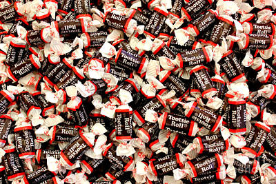 Photograph - Tootsie Roll Original by Chiara Corsaro