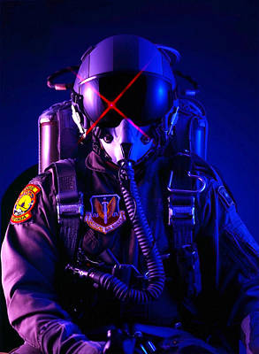 Photograph - Top Gun Pilot  by Gary De Capua