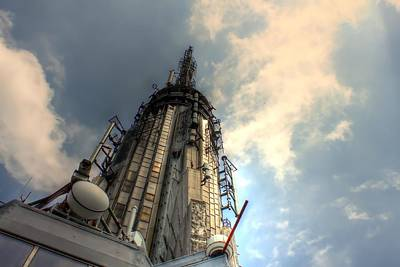 Photograph - Top Of The Empire State Building by Debra Forand