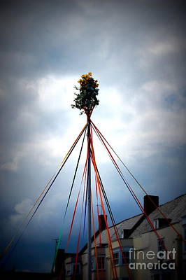 Top Of The Maypole Art Print