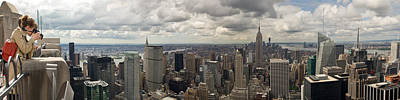 Photograph - Top Of The Rock View by Gary Eason