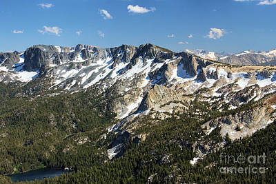 Photograph - Top Of The Sierras by Adam Jewell