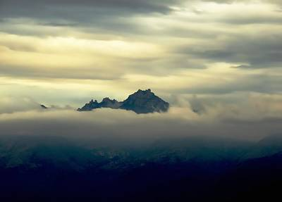 Photograph - Top Of The World by Regina Arnold