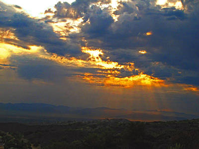 Photograph - Topanga Canyon 2 by Russell Jenkins