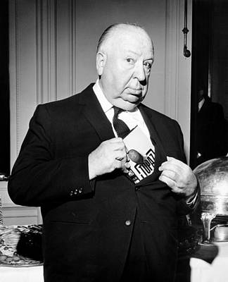 Films By Alfred Hitchcock Photograph - Topaz, Director Alfred Hitchcock by Everett
