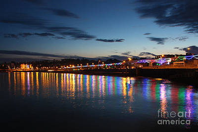 Photograph - Torbay Nights by Terri Waters