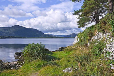 Photograph - Torc Mountain Killarney by Jane McIlroy