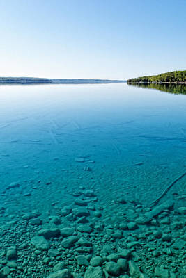 Torch Lake Art Print