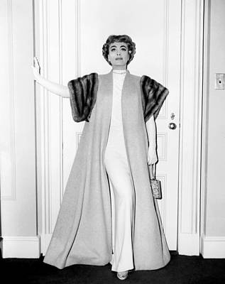 1950s Movies Photograph - Torch Song, Joan Crawford by Everett