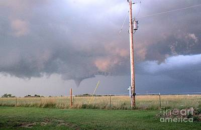 Photograph - Tornado 2 by Cheryl Poland