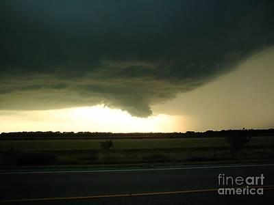 Photograph - Tornado 3 by Cheryl Poland