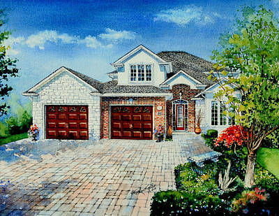 Your Home Painting - Toronto Home by Hanne Lore Koehler