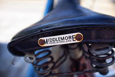 Toronto Middlemore Bike Seat Art Print by Tanya Harrison