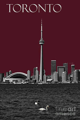 Photograph - Toronto Poster by Les Palenik