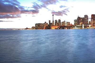Photograph - Toronto  by Puzzles Shum