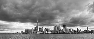 Photograph - Toronto Skyline 30b by Andrew Fare
