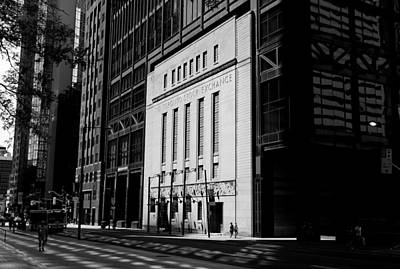 Equity Photograph - Toronto Stock Exchange 2b by Andrew Fare