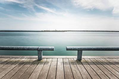 Photograph - Torontos Lakeside by Www.piotrhalka.com