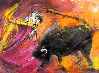Painting - Toroscape 57 by Miki De Goodaboom