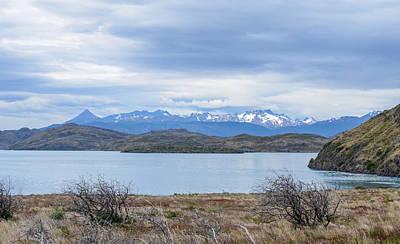 Photograph - Torres Del Paine National Park by Eric Dewar
