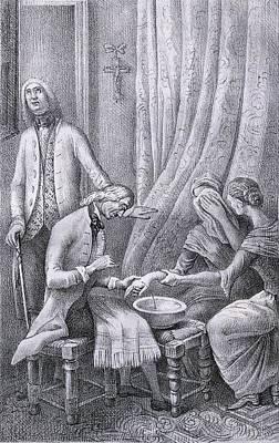 Torres Villarroel, Diego De 1693-1770 Art Print