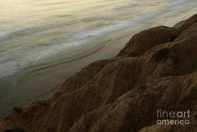 Photograph - Torrey Pines Waves by John F Tsumas