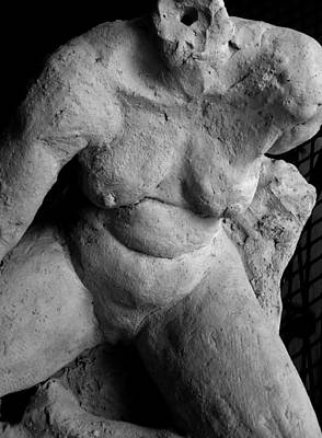 Sculpture - Torso Study 1 by Ed Meredith