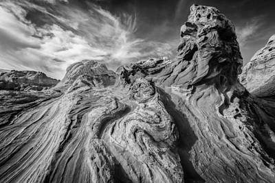 Photograph - Tortured Earth #2 by Joseph Rossbach