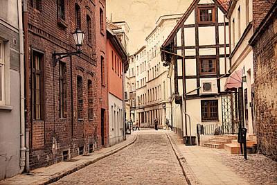 Photograph - Torun Medieval Town by Danuta Antas Wozniewska