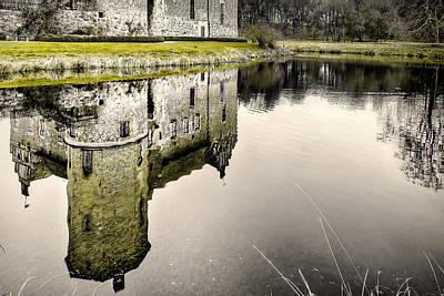 Torup Castle Art Print by EXparte SE