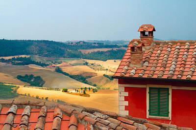 Photograph - Toscana Classico by John Galbo