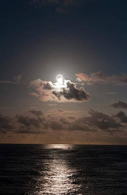 July 21 Photograph - Total Solar Eclipse- July 21, 2009 by Alan Dyer