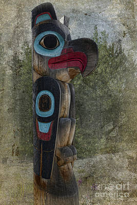 Photograph - Totem by David Arment