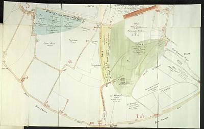 Tothill Fields Art Print