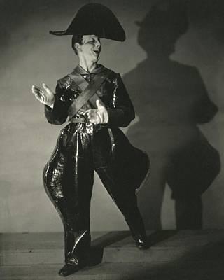 Toto, The Clown Of The Greenwich Village Follies Art Print