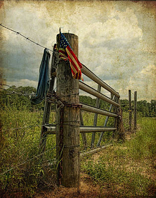 Photograph - Touch Of Americana by Pete Rems