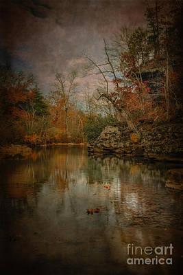 Photograph - Touch Of Fall by Larry McMahon