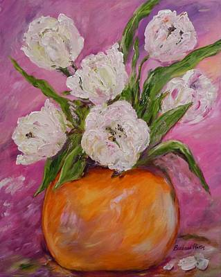 Painting - Touch Of Spring by Barbara Pirkle