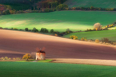 Czech Republic Photograph - Touch Of The Sun by Stanislav Malykh