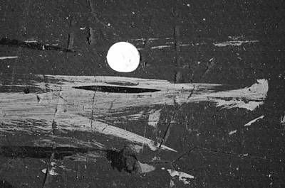 Moon Abstractions Photograph - Touch... by Tom Druin