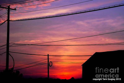 Photograph - Touchstone Of Twilight by Tami Quigley