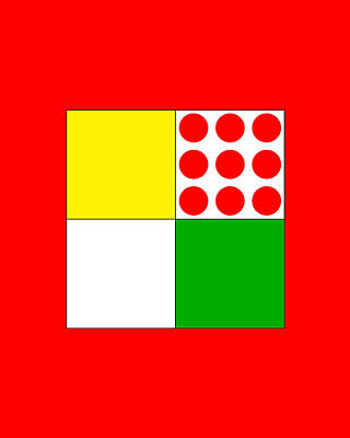 Digital Art - Tour De France Jerseys 1 Red by Brian Carson