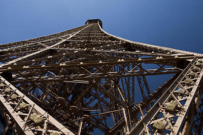 Photograph - Tour Eiffel 7 by Art Ferrier