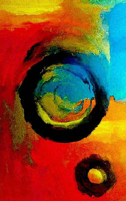 Touring A Parallel Universe Art Print