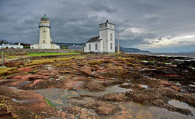 Photograph - Toward Lighthouse  by Gary Eason