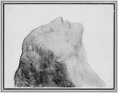 Kahlil Gibran Drawing - Towards The Infinite Kamila Gibran by Kahlil Gibran