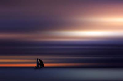 Photograph - Towards The Light by Marek Czaja