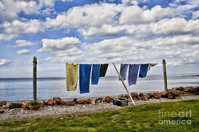 Photograph - Towel Day by Diane Macdonald