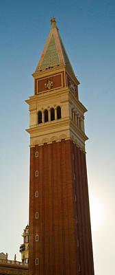 Tower 2 Art Print by Douglas Barnett